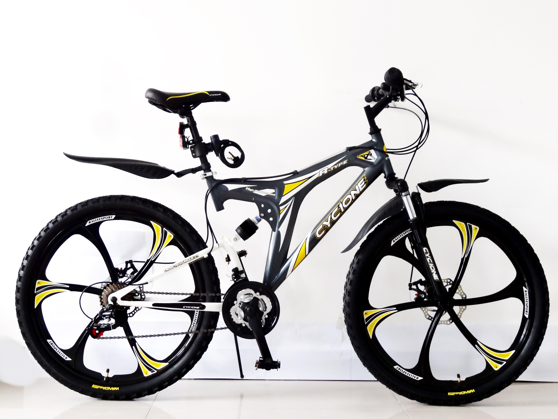 3x Profi Fahrrad Halter Ständer für Festmontage Stahl NP 44,996